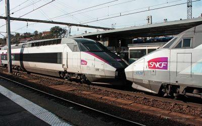 Le développement du train à sustentation magnétique ou le Maglev